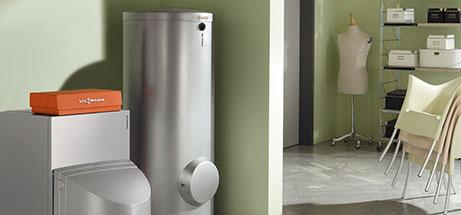 Modernes Heizungsanlage von Manieri Sanitär